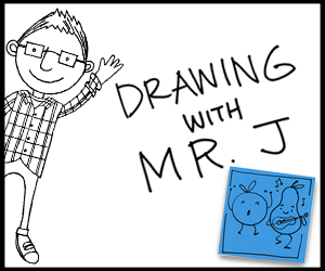 Drawing with Mr. J