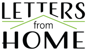 Letters from Home logo