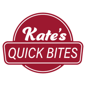 Kate's Quick Bites logo