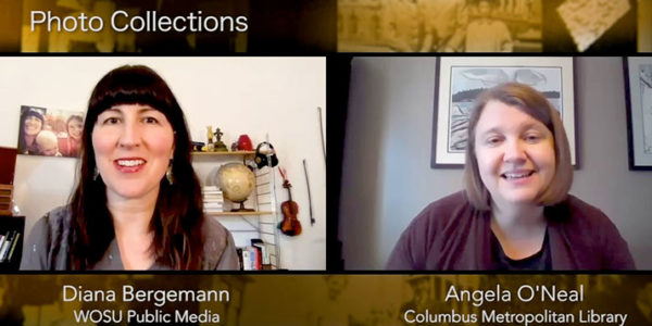 Community conversation with WOSU's Diana Bergemann and Angela O'Neal of the Columbus Metropolitan Library