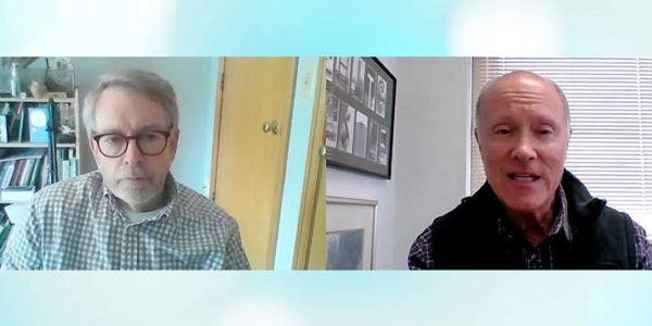 WOSU Community Conversation - WOSU's Brent Davis with Chuck Chuck Gehring of LifeCare Alliance