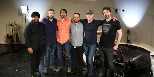 The floorwalkers in the WOSU Tv studio