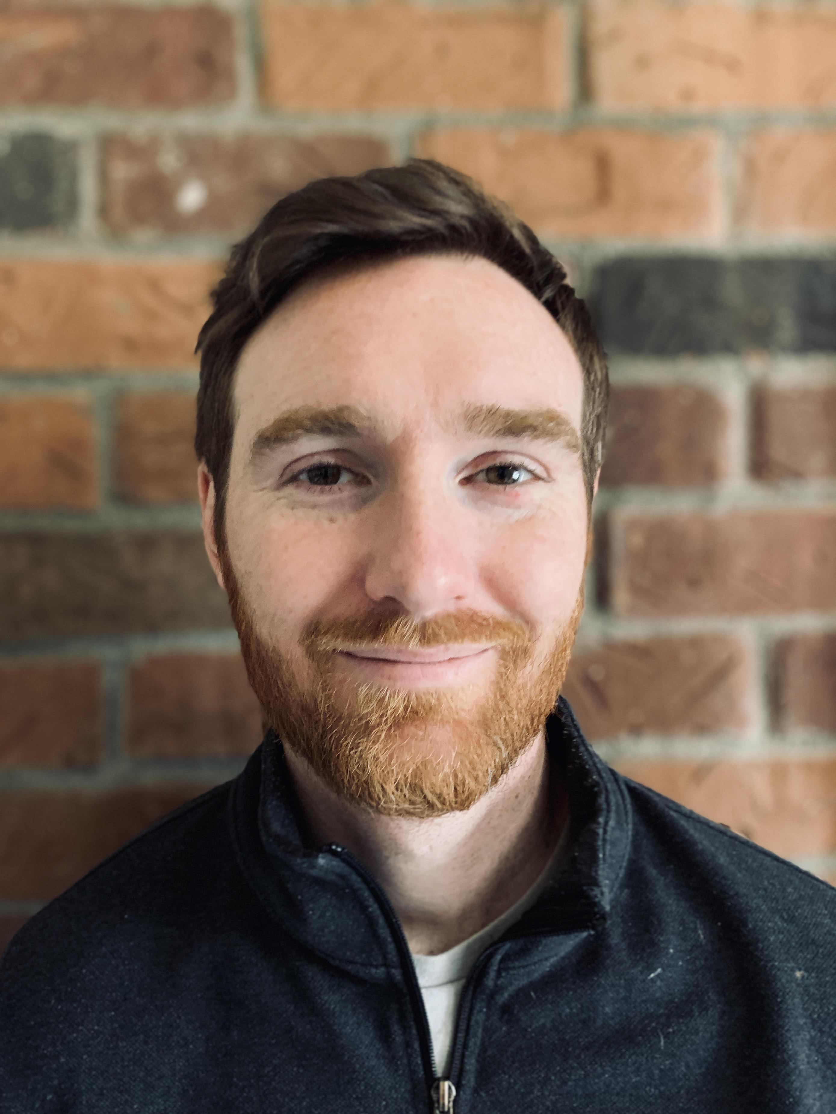 Keith Leonard. Upper School English Teacher at the Wellington School and 2020 WOSU Classroom Impact Award Winner