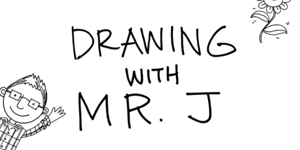 Drawing with Mr.J