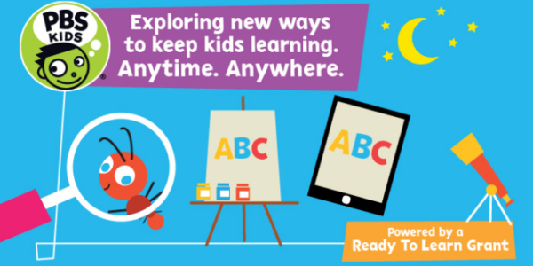 PBS ready to learn resources