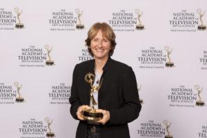 WOSU Public Media's Mary Rathke Recognized With Prestigious Silver Circle EMMY Award