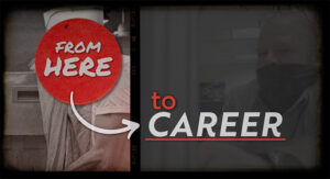 From Here to Career graphic