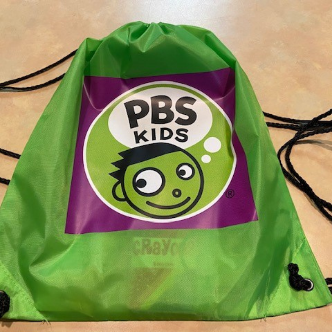 Image of Elinor Wonders Why Session participant bag