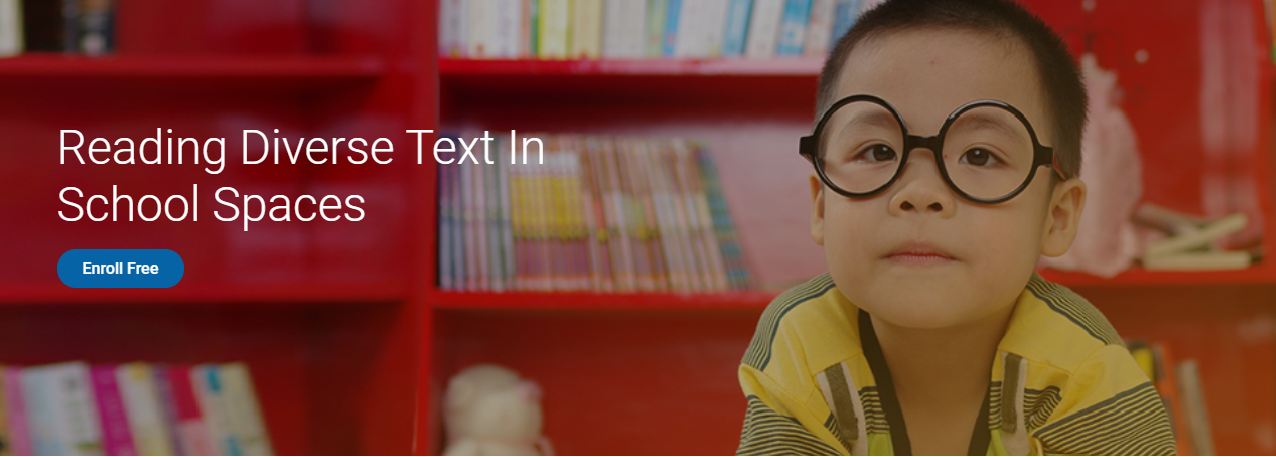 Reading Diverse Text In School Spaces Enroll Free